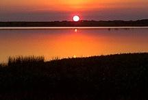 sundown/sunset....night lite / by Nancy Hunt
