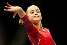Gymnastics: Gymnasts, Meets, Championships / And Juniors & Elites (021714 chg 1467) NAMED GYMNASTS, primarily.  See my MANY OTHER gymnastics boards.  Gymnastics is quite simply one of the most be h1529 / by Kythoni