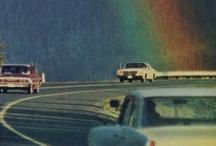Down the road/Under the bridge/On a bike.... / by Nancy Hunt