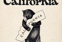 California / by Cathy Martin