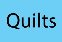Quilts/Quilting / by D Johnson
