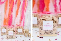 Party Favor Ideas / Find ideas for party favors here! / by Cristy Mishkula @ Pretty My Party
