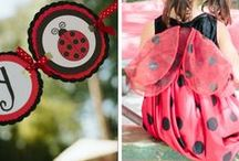 Ladybug Party Ideas / This board is a great resource for Ladybug themed parties or baby showers. / by Cristy Mishkula @ Pretty My Party