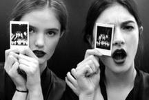 black and W. / by Juliana Perez