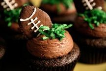 Football Party Ideas / by Cristy Mishkula @ Pretty My Party