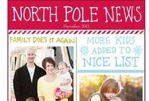 Christmas Letter Ideas / by Lisa Howard