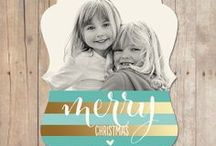Holiday Photo Card Ideas / Look for fun, modern or traditional holiday card designs for you and your family. / by Cristy Mishkula @ Pretty My Party
