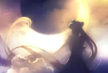 Moon Prism Power! / Moonlight Destiny / by Romy Knight