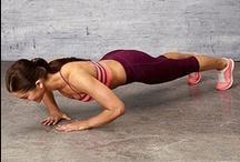 fitness/inspiration / by Renee Huntington