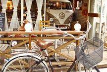 fusca , vespa e bike / by Jeovana Nasco