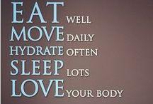 Motivation&Health / by Annalise Moeller