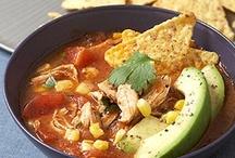 Soups / by Mitzi Dulan- America's Nutrition Expert