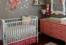 Nursery / Kids Bedroom / by Mandi Smith (Cormany)