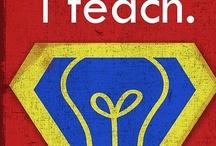 Teacher  and Professional Amanda  / by Amanda Slapstick