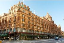 Harrods Windows / We present to you the legendary Harrods Windows, where dreams and imaginations come true. / by Harrods