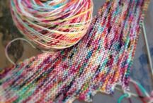 Knit & Crochet / by Renee Hahnel