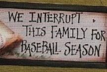 Baseball / by Terri DiBella