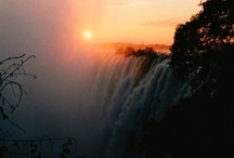 Beautiful Waterfalls Of The World / by Annameria Strickland Ward