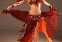 Beautiful Belly Dancing Clothing / by Annameria Strickland Ward