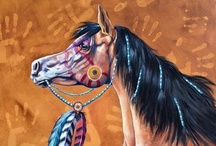 War Horse / by Annameria Strickland Ward