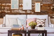 H O M E . / decor, furniture, all that makes you feel at home. / by Casey Milleson