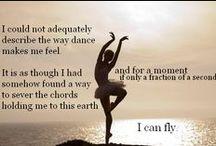 Dance / by Caitlin Schaub