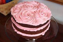 Cakes / by Kellie Hopkins
