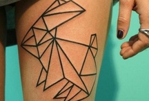 Tattoos / by Raphaelle Levy