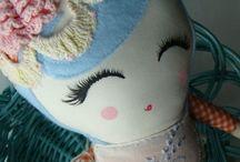 Dolls / by Lauren Moore