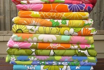 Quilts and other stuff - Vintage Sheets / quilts - vintage sheets / by Katherine Wallis