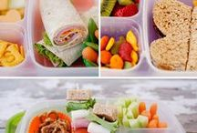 School lunch / by Daniela Dobson