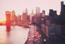 nyc / by Brandi Wills