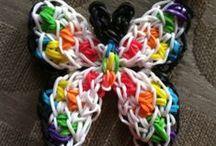 Rainbow loom / by Tracy Morey