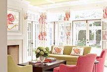 Living Room, Family Room / by Katherine Landers
