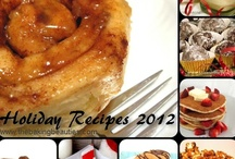 Gluten-free Holiday Recipes 2012 / by The Baking Beauties