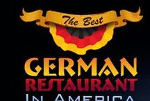 * German  Cuisine * / by Mr. Orbis