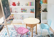 Lovely Little Spaces / by Lauren @ A Lovely Lark