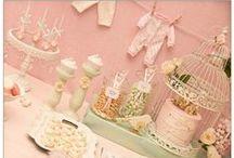 Fiesta baby shower / A baby shower / Ideas para un baby shower, una fiesta que dan las amigas de una futura madre poco antes de que nazca su bebé / Baby shower ideas / by FIESTAFACIL