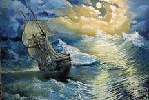 Maritime paintings / by Anita Gallagher