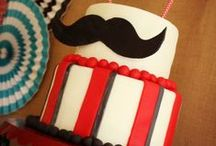 Fiesta bigote / Mustache party / Ideas y sugerencias para una fiesta bigote o una fiesta Movember - original y divertido! / Ideas and suggestions for a mustache party or a Movember party - fun and original! / by FIESTAFACIL