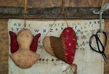 Hey angelitos! / Handmade.Fabric, paper, wood / by Tienda Kyoko