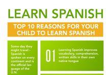 Spanish / Spanish language  / by Teresina Vazquez