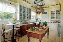 Kitchen redo / by Kim H