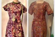 Indonesia - Batik / by Desiree Setiawan