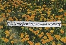 Eating Disorder Recovery / For those seeking recovery from eating disorders (BED, COE, EDNOS, anorexia, bulimia). PLEASE don't pin thinspo, diet tips, size shaming, or specific foods, as others may find it triggering.  Keep it positive and respectful.  / by Kari O.