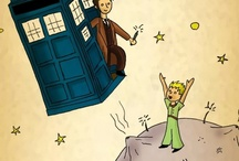 BBC: Doctor Who / by Quirky Bibliophile