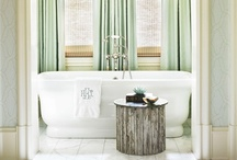 Bath Bits / Steamy Showers & Bubble Baths!  Images of a well suited bath. / by K. Poarch