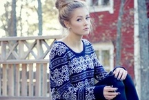 Fall/Winter Style / by Baylee Shaffer
