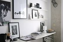 Workspace / by Penny Maggio