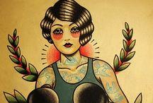 Ink / by Rachel Fesperman